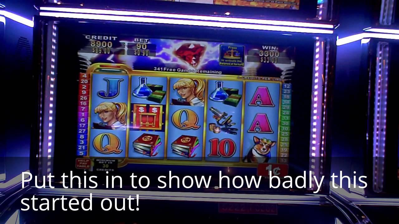 Slots 500 Bonus