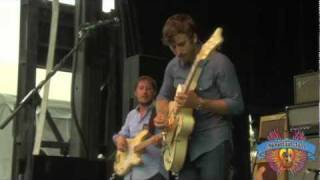 "Portugal. The Man - ""People Say"" - Mountain Jam VII - 6/4/11"