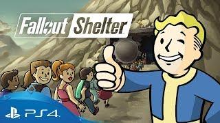 Fallout Shelter | E3 2018 Announce Trailer | PS4