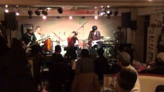 Missing you Cask-M(浜田麻里cover) 2015-2-15 @JAM SESSION