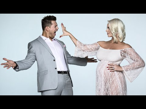 The Miz and Maryse star in USA Network's