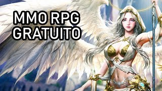 MMO RPG GRATUITO DE BROWSER!?