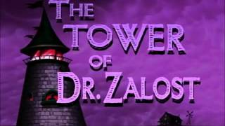 Courage Dog The Tower of Dr Zalost Opening HQ