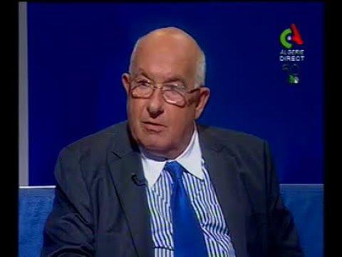 Gérard Lambret sur Canal Algérie