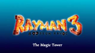 Rayman 3: The Land of the Livid Dead - music medley