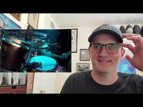 Jazz drummer reacts: Jay Postones (Tesseract)