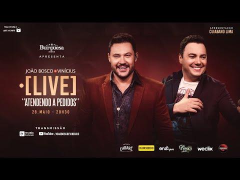 Live João Bosco e Vinicius - Atendendo a Pedidos   #FiqueEmCasa e Cante #Comigo
