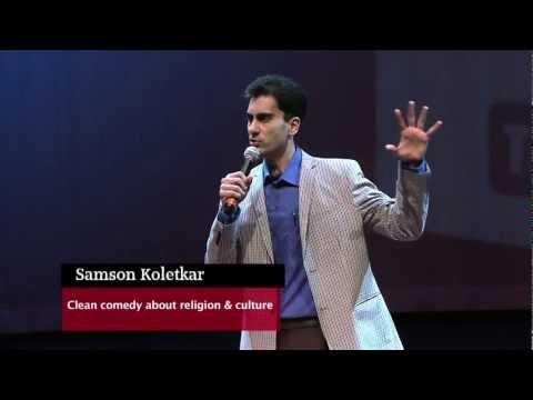 World's Only Indian-Jewish Stand Up Comedian: Samson Koletkar!