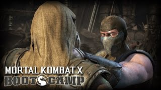 MKX - Boot Camp Episode 5 Part 3: We Hit Rock Bottom! (Player VS Player)