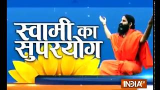Swami Ramdev tells how Kapalbhati can help reduce belly fat