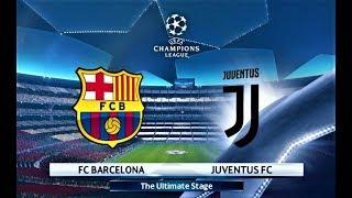 Barcelona vs Juventus | UEFA Champions League 2018 Final | PES 2018 Gameplay HD