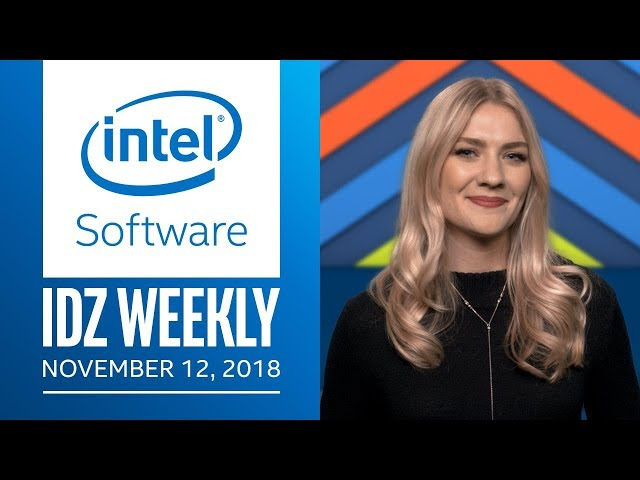 Visual Analytics Using a Hardware-Accelerated Function-as-a-Service | IDZ Weekly | Intel Software