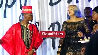 DIAMOND Kwenye Birthday Party ya Jackline Wolper 2017