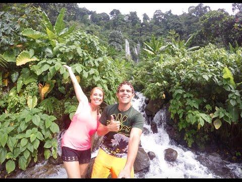My Favourite Waterfall In Cagayan de Oro, Mindanao