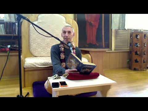 Шримад Бхагаватам 3.21.12 - Дамодара Пандит прабху