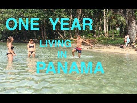 1 YEAR LIVING IN PANAMA