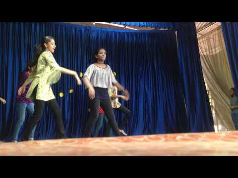 Coco-cola song mesmerizing dance....||CHRIST CENTRAL SCHOOL STUDENTS||