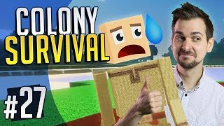 OUR SNUGLY COMPANION | Colony Survival #27