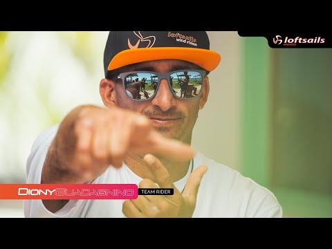 Loftsails Team Rider / Interview / Diony Guadagnino / V69