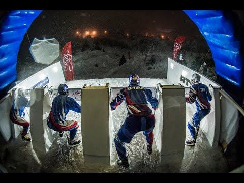 Riders Cup IGORA , Russia, St. Peterburg 2018. Ice Cross Downhill World Championship /