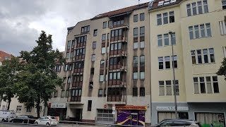 видео Гостиная BERLIN «Берлин» (композиция 3) Фасад Венге