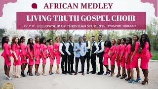 LTGC african medley @ glorious encounter