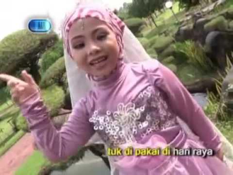 lagu sholawat anak islami ainun baju baru