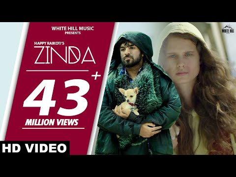 Download Lagu  ZINDA : Happy Raikoti | Goldboy | Sukh Sanghera | New Punjabi Song 2019 | White Hill  Mp3 Free