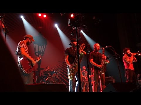 Streetlight Manifesto - Riding the Fourth Wave (Catch 22 cover) – Live in San Francisco