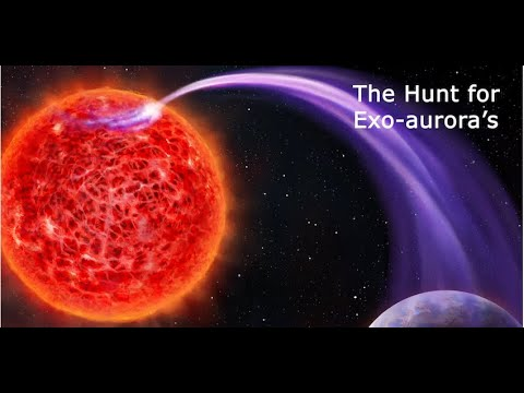 The hunt for exo-aurora's