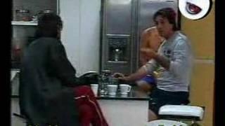 Nino acorralado - Gran Hermano Famosos