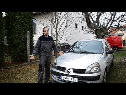 Mi A Helyzet Ezzel Az Autóval? - Renault Clio