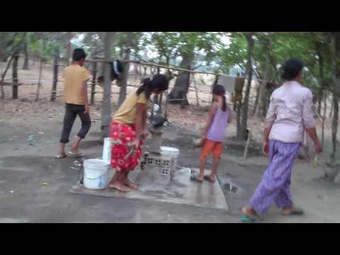 Village Morning Water Routine