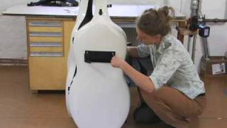 Fiedler backpack system for instrument cases