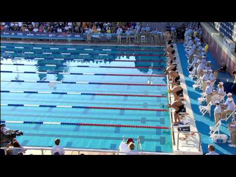 Men's 100m Breaststroke A Final   2011 ConocoPhillips National Championships