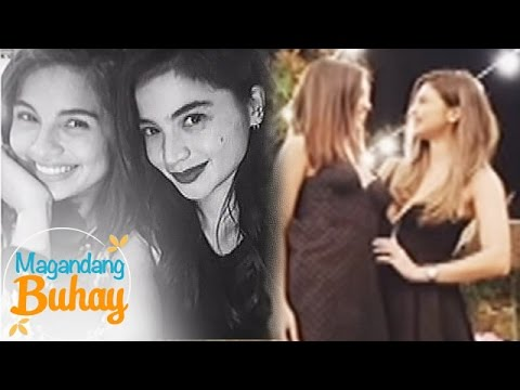 Magandang Buhay: Is Anne Curtis strict to her younger sister?