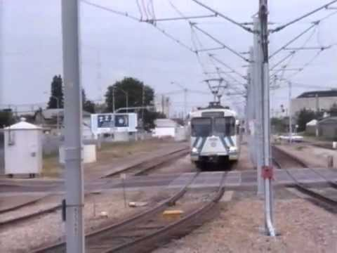 EDMONTON TROLLEYBUSES LIGHT RAIL 1995
