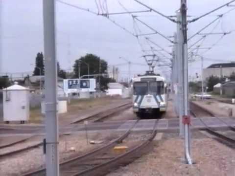 EDMONTON TROLLEYBUSES LIGHT RAIL 1995