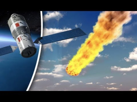 """Breaking: """"China Space Station Falling Could Hit Rome""""? Scientist Claim"""