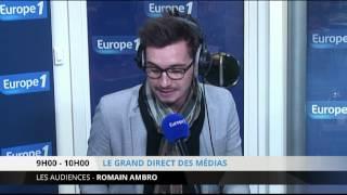 Gambar cover TF1 devance France 2 d'une courte tête - Actu des Médias