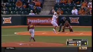 Baseball 2015 - Texas v. Minnesota - Game 1