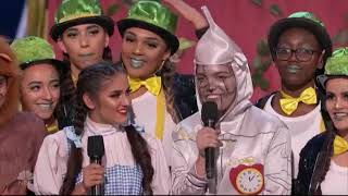 America's Got Talent 2018 The PAC Dance Team Auditions 6