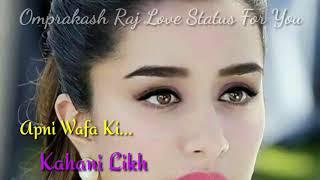 Maine teri dhadkano pe sanam || Deewana hai mann || whatsapp status || Omprakash Raj Love status for