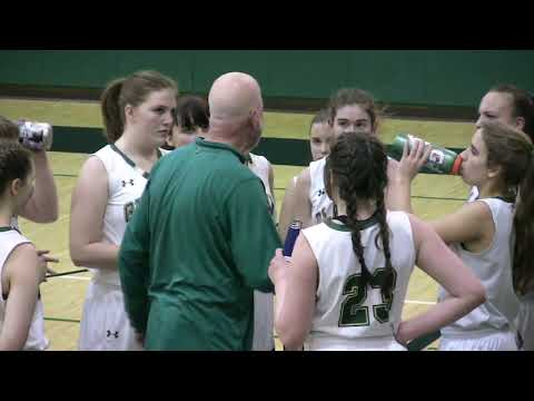 March 1 - 2019 - Full Game - Haines High School Girls vs Metlakatla Chiefs March 1, 2019