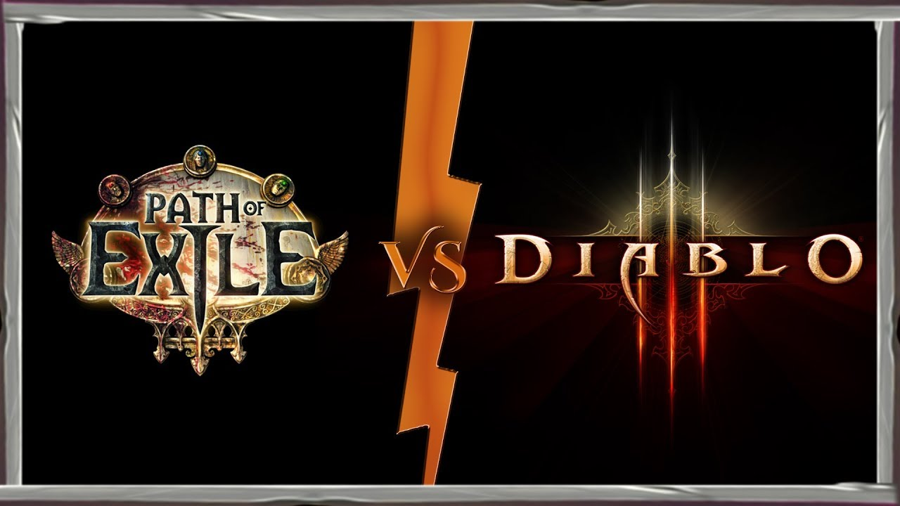 PoE vs D3 | Path of Exile vs Diablo 3 - subiektywna opinia