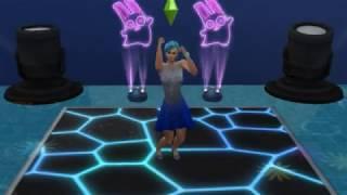 Sims 4 - Водица (Ольга Бузова)