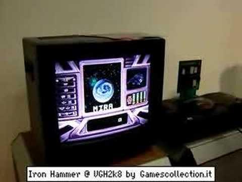 Iron Hammer @ VGH2K8 [SEGA VR (MD/Genesis) - UNRELEASED!]