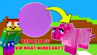 Kẹo Cao Su Vip Nhất Minecraft ???