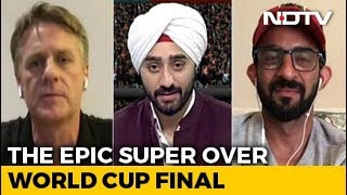 Cricket World Cup Final: Greatest Sporting Moment Ever? | England vs New Zealand