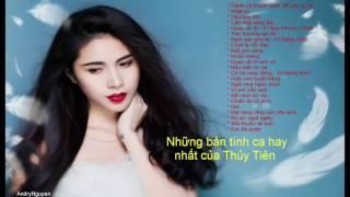 Thủy Tiên 2017 - Những bài hát hay nhất của Thủy Tiên - up by AndryNguyen .